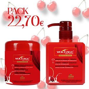 Pack Cerezoterapia Voltage
