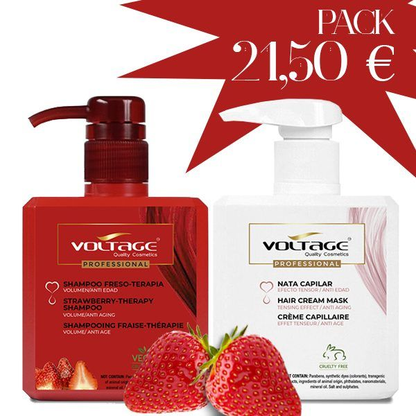 Pack Fresoterapia Voltage